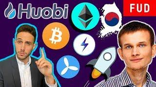 Ethereum Not Sharding Til 2020? HBUS NEO 3.0 XLM TE-Food Bitcoin LN & Crypto News