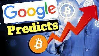 Use Google To Predict Future Bitcoin Price