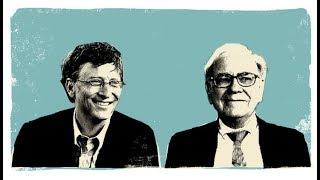Discuss(May/11/2018) Warren Buffet & Bill Gates -Future Of Crypto-When Will Bitcoin Hit 10k again?