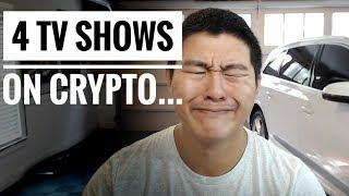 4 Cryptocurrency Shows on TV - Good or Bad for Bitcoin Perception by Mass Audience?