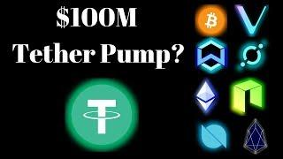 $100M USDT Pump? Bitcoin Cash Does 2.1M Txs Test, Petro Doesn't Exist?