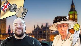 ¡¡Increíble El Bitcoin se Hunde pero UK lo ve como el Futuro del DINERO!! ????