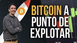 ???? ¿ El precio de #Bitcoin esta a punto de explotar por la Crisis Financiera Mundial ?