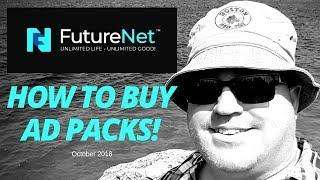 HOW TO BUY AD PACKS FUTURE AD PRO REVIEW WITH KEVIN MACKAY