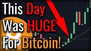 October 13th 2015 Was A Critical Day For Bitcoin! (Why It's Still Important!)