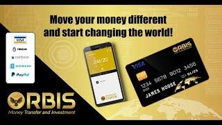 2018 - Orbis Money Transfer & Investment - Cryptocurrency and Blockchain Based Bank Video Concept