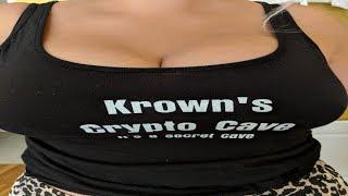 Elsa REKT?! - Bitcoin Live Trading!