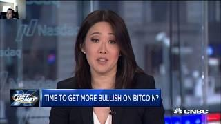 Cryptocurrency / Bitcoin Bear Market Coming?! | CNBC Fast Money