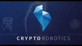 Cryptorobotics - one-stop-shop trade terminal for cryptocurrency exchanges