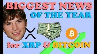 'Biggest' News of the Year for XRP and Bitcoin - NYSE & Coinbase
