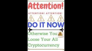 cryptocurrency allert video