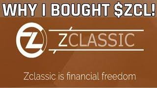 Why I'm Buying ZClassic For the Short Term (ZClassic $ANON Pump)