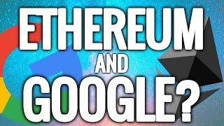 ETHEREUM & GOOGLE? Crypto Future Looking Bullish & Bitcoin Pizza Day - Cryptocurrency News