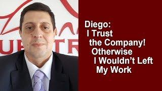 Questra AGAM - Diego: I Trust the Company, Otherwise I Wouldn't Left My Work!