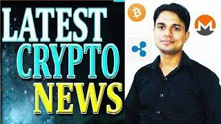 Crypto News Today | Line massenger launch Link crypto | Yahoo Launch crypto trading and more