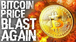 Bitcoin Price Set To Explode - Today's Growth Shows Why