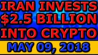 Iran INVESTS $2.5 BILLION Into Cryptocurrency! Verge XVG Halving & Binance XVG/USDT Trading Pair!