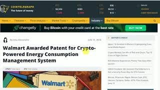 ELECTRONEUM can be 44X BY DEC 18-- BITCOIN 60,000 USD BY dec 18--crypto news--walmart on crypto
