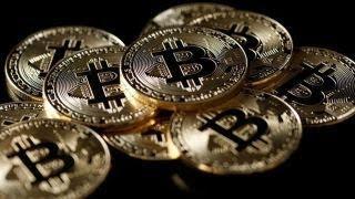 Bitcoin price's wild ride