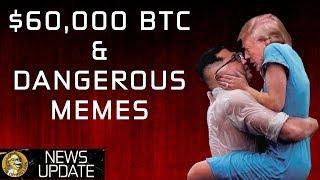 Bitcoin Cash Division, 60K BTC, & Facebook Censorship Increases - Bitcoin & Cryptocurrency News