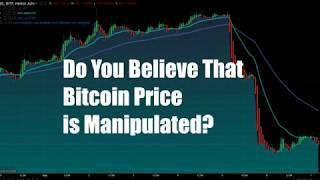 How Bitcoin Price Manipulation Works