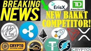 BTC's EXTREME MOVE! - BAKKT Competitor: ErisX! - Ethereum 2.0 RELEASED!- Gemini's Crypto is Insured!