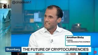 Expert Discusses Future of Cryptocurrency Blockchain Adoption. Bitcoin Ethereum BTC