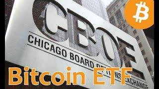 Differences Between CBOE and Winklevoss Bitcoin ETF