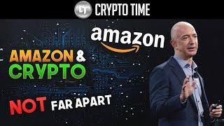 Amazon and Cryptocurrency are NOT too far apart... (Cryptocurrency Motivation)