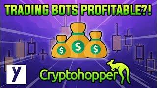 Are Cryptocurrency TRADING BOTS Profitable?! | My Honest Opinion