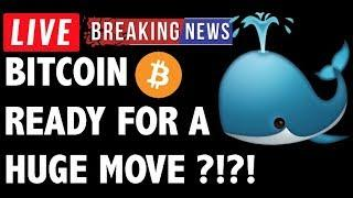 Bitcoin (BTC) Is Ready for a HUGE MOVE?! - Crypto Trading Price Analysis & Cryptocurrency News