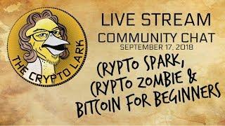 Bitcoin & Crypto Markets, Price & Future  - Crypto Lark Community Chat