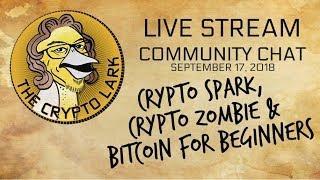 Bitcoin & Crypto Markets, Price & Future  - Crypto Lark Community Chat