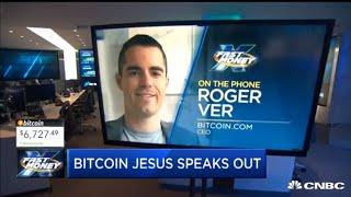 CNBC | Roger Ver Speaks out on future of Bitcoin and Bitcoin Cash | Finance and Crypto