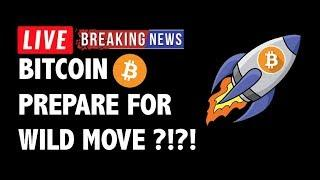 Prepare for A Wild Move in Bitcoin (BTC)?! - Crypto Market Technical Analysis & Cryptocurrency News