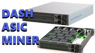 Spondoolies SPx36 - The  X11 Asic Miner for Dash