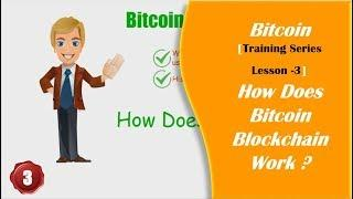 How does Bitcoin Work? (FREE Lesson 3)