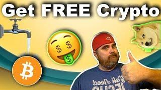 FREE CRYPTO | Method That Works | Get Bitcoin Right Now for Free