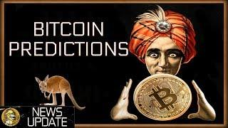 Bitcoin Price Prediction, Kim Dotcom & Giveaways! BTC & Cryptocurrency News