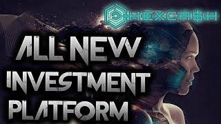 BEST CRYPTO INVESTMENT PLATFORM?! | HEXCASH ICO REVIEW