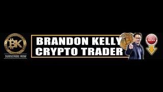 Brandon Kelly Crypto Trader Live Stream ???? Free Crypto Market Analysis & Cryptocurrency News