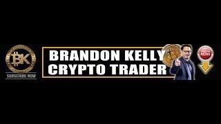 Brandon Kelly Crypto Trader Live Stream ???? Free Crypto Market Analysis & Cryptocurrency News