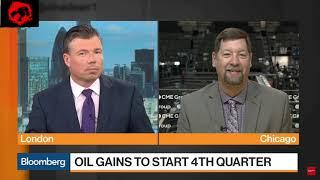 oil prices  will effect Crypto price growth!? | Bloomberg News