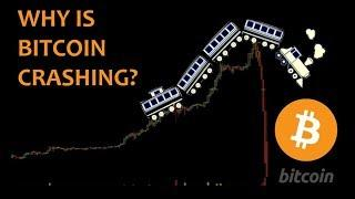 Why is Bitcoin Crashing? - Late Night Bitcoin and Cryptocurrency News 8/2/2018