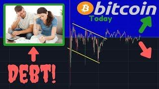 Bitcoin Ready To Move Again? | Debt Bubble | Stocks Stabilizing?
