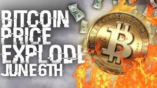 Will Bitcoin Price Could Explode Tomorrow? - This May Indicate A Major Rise