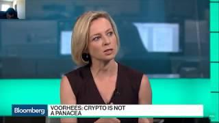 How to properly regulate Bitcoin / Cryptocurrency  | Bloomberg News