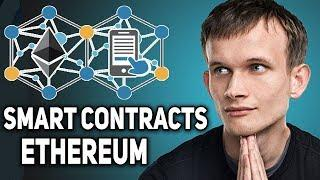 What is a Smart Contract? Ethereum Explained!