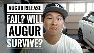 Augur Release Fail - Slow Adoption or No Appetite for Prediction Markets? - What's the Lesson?