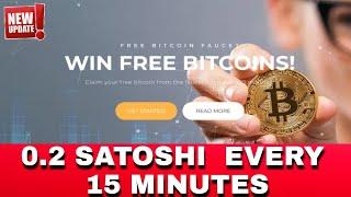 Claim 0.02 Btc in 15 Minutes! Free earn Bitcoin! Daily Bonus! No Deposit #technoworld